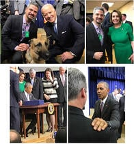 michael amoruso at white house for 21st century cures act.jpg