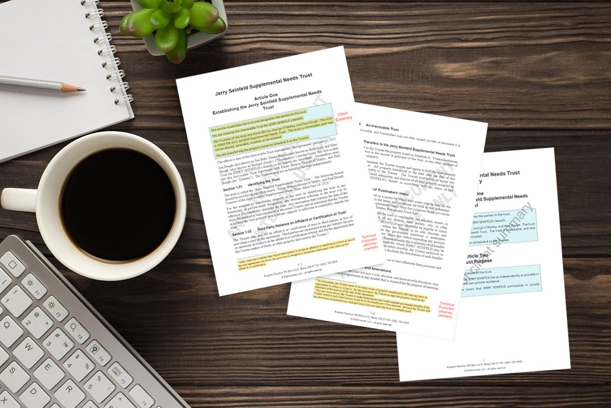 Annotated elderdocx document