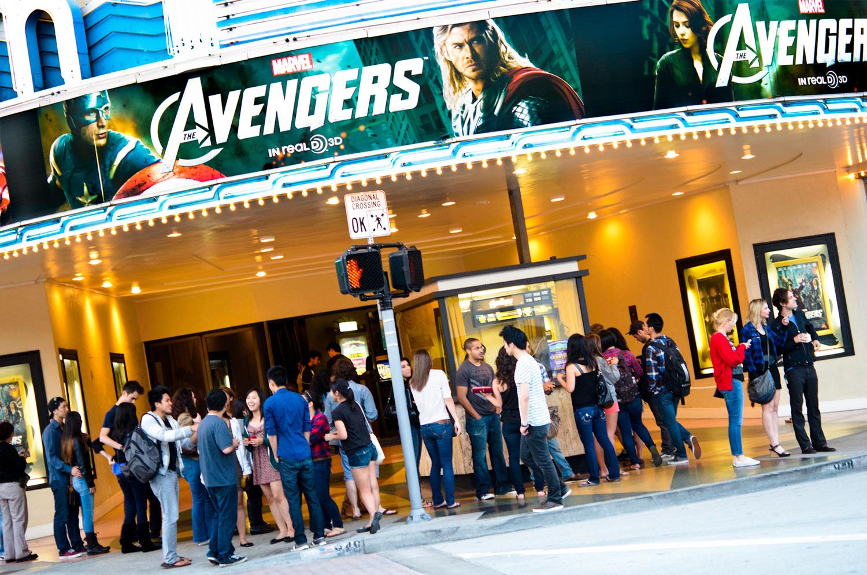 Avengers-Screening
