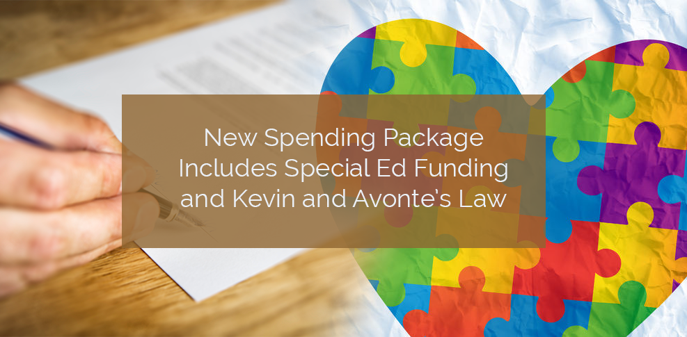 New-Spending-Package-Includes-Special-Ed-Funding-and-Kevin-and-Avonte's-Law