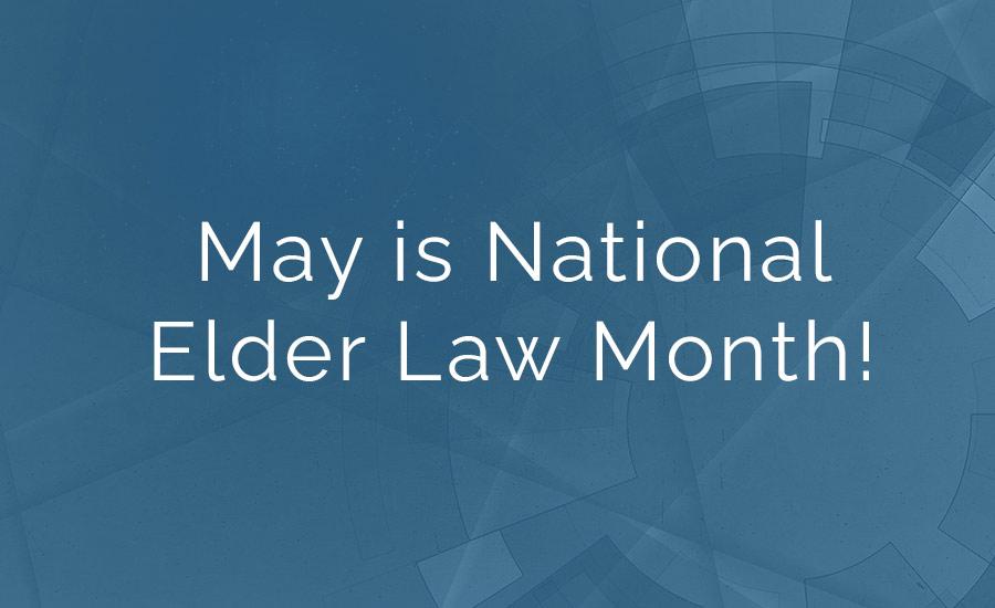 national elder law month