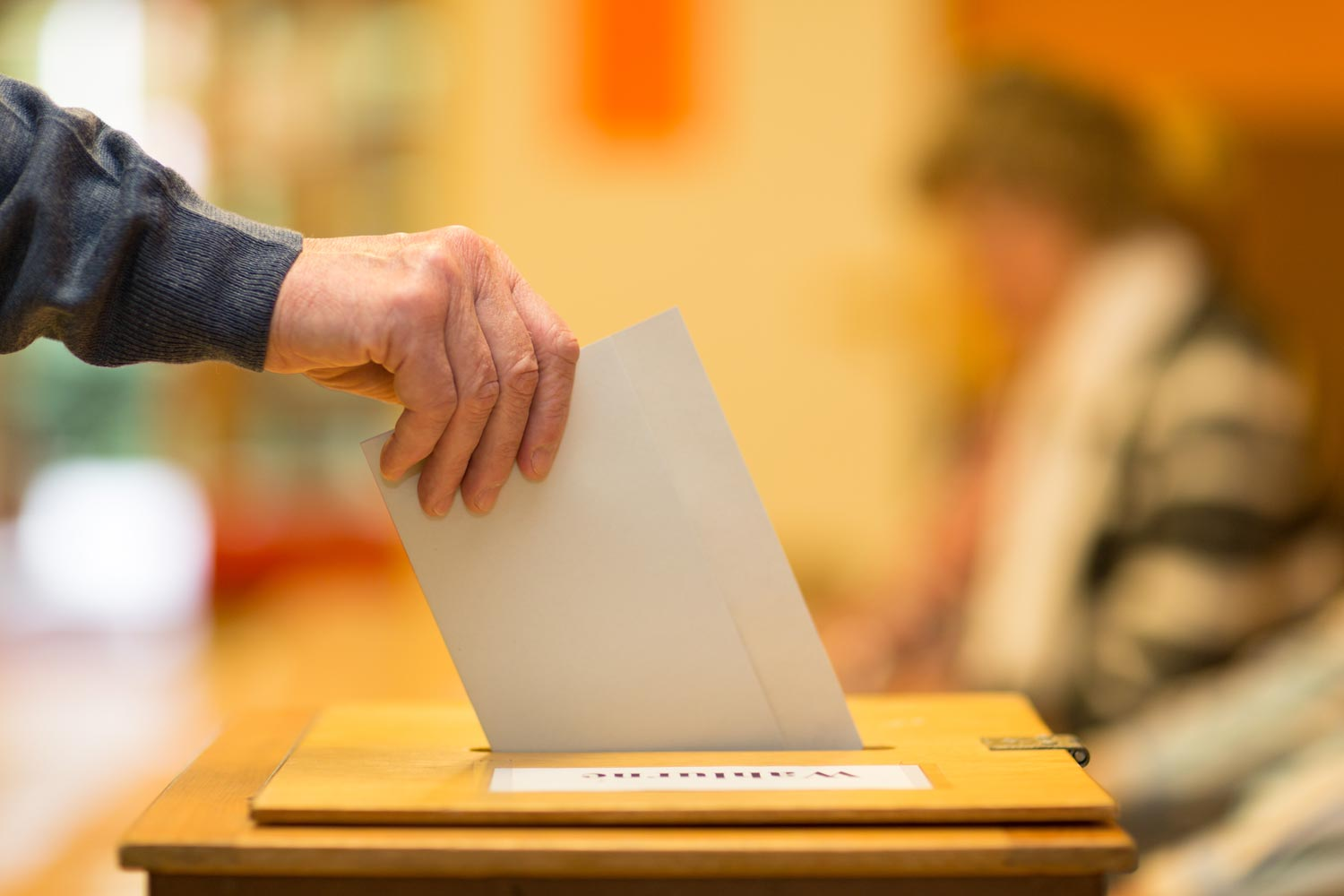 special needs planning voting rights